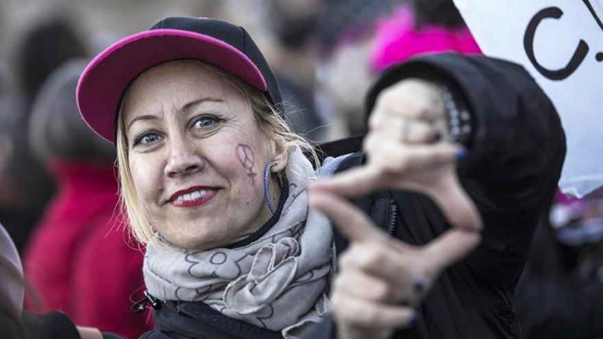 Italia celebra el Día de la Mujer con asambleas, movilizaciones y huelgas