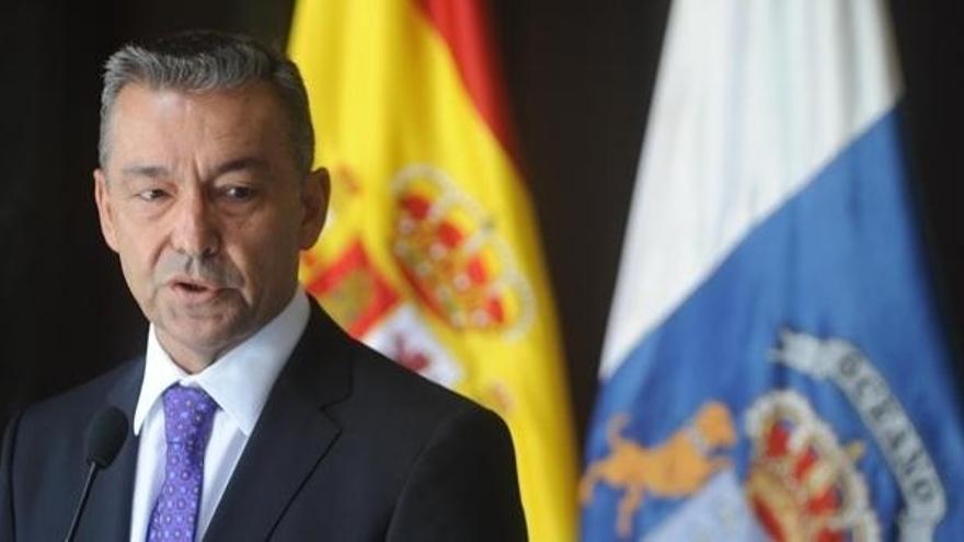 """El presidente del Gobierno de Canarias apuesta por una """"segunda transición"""" en España"""