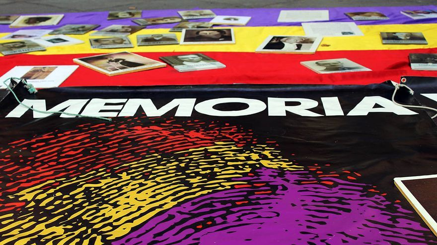 Memoria. | JUAN MIGUEL BAQUERO