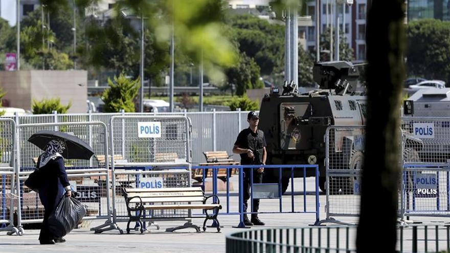 La policía turca mata a cinco supuestos miembros del Estado Islámico