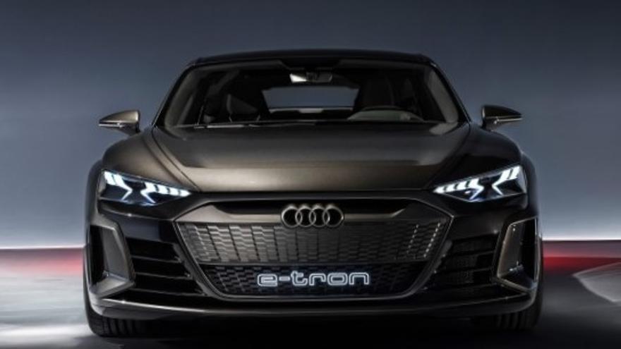 El Audi e-tron GT será el primer coche  desarrollado sin usar prototipos físicos