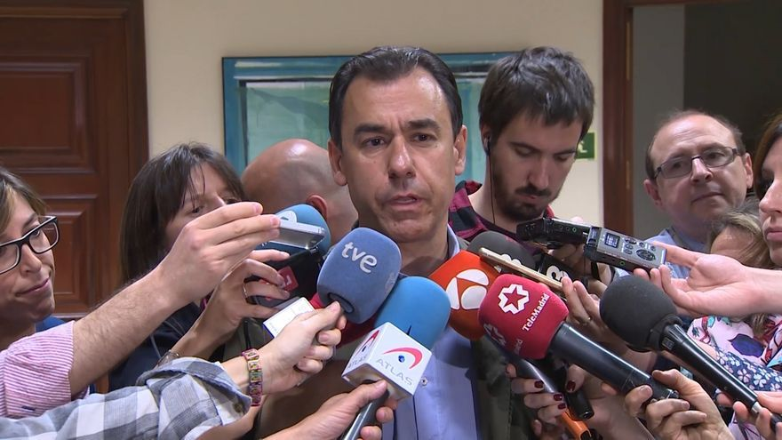 """Maillo (PP) dice que Pedro Sánchez es el responsable de """"nombrar a un ministro defraudador con Hacienda"""""""
