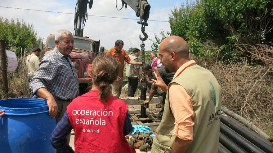 """El PSOE denuncia que la Cooperación Española sigue """"a la deriva como el gobierno del PP"""""""