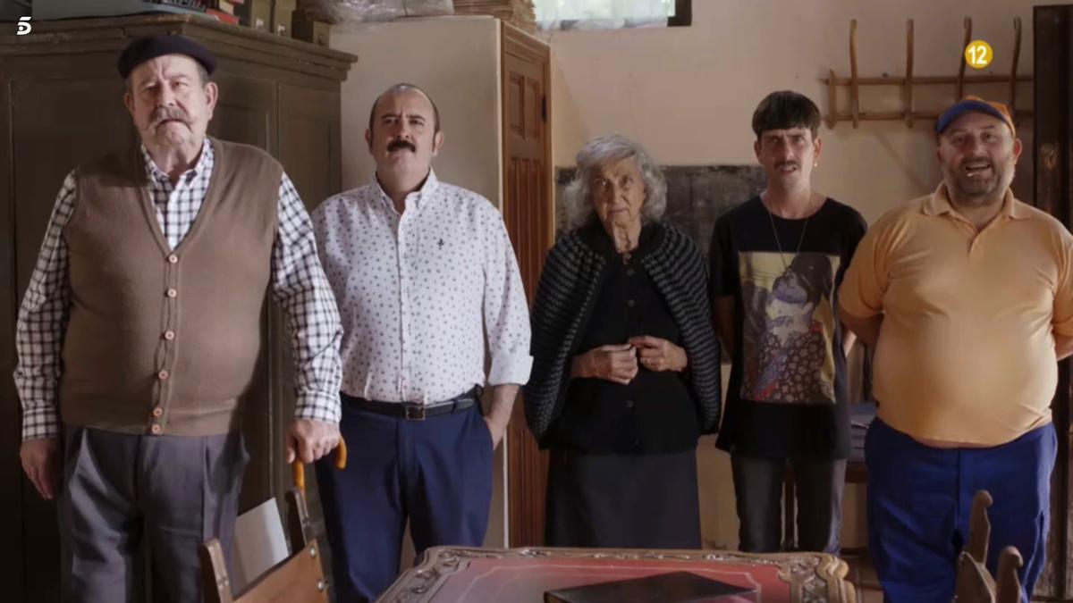 Escena de la temporada 2 de 'El Pueblo'