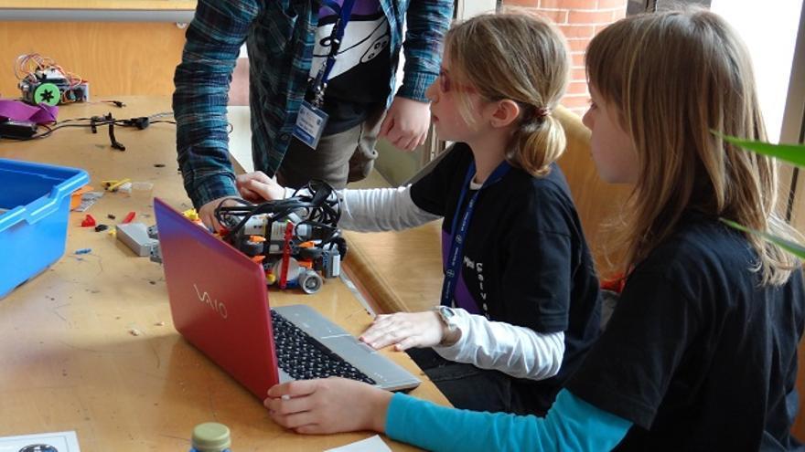 Alcabot - RoboCup Junior primaria