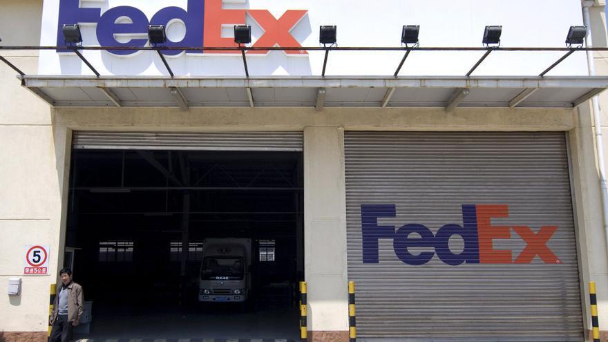 FedEx redujo su beneficio trimestral un 1 por ciento a 459 millones de  dólares