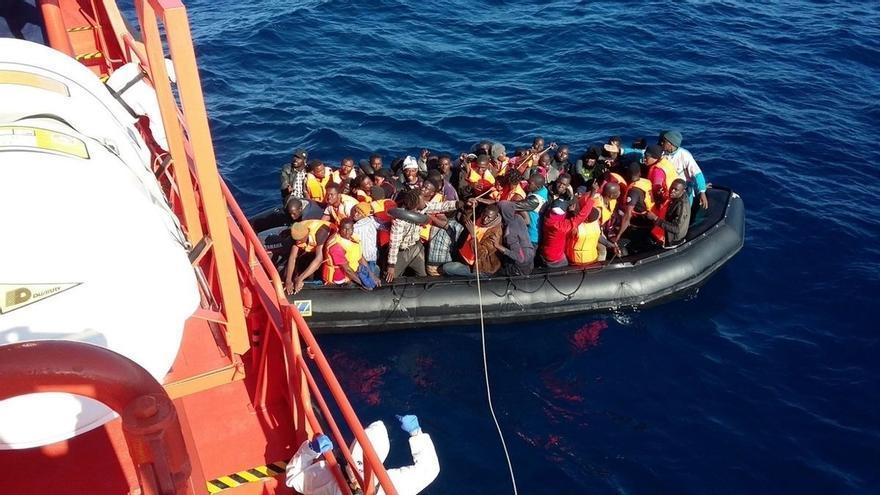 Cae una red que controlaba gran parte del tráfico ilegal de inmigrantes a través del Estrecho desde 2008