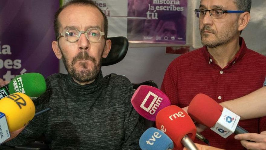 Podemos: el primer objetivo tras las elecciones debe ser la crisis económica