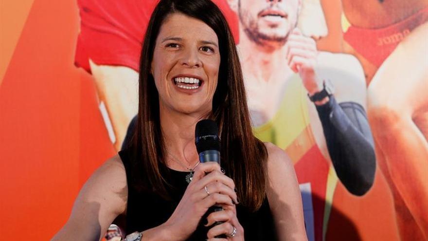 El PP ficha a la medallista olímpica Ruth Beitia para la Ejecutiva Nacional