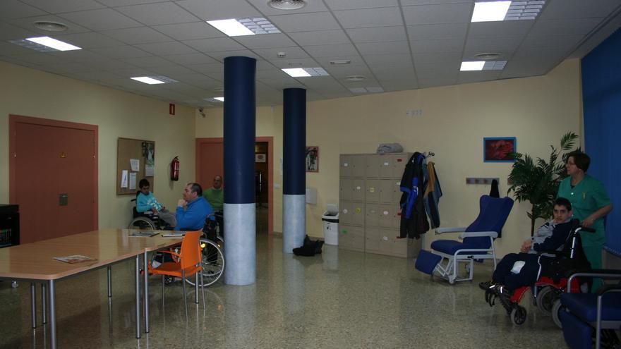 Centro Infanta Leonor (Albacete). Foto: COCEMFE Fama Albacete