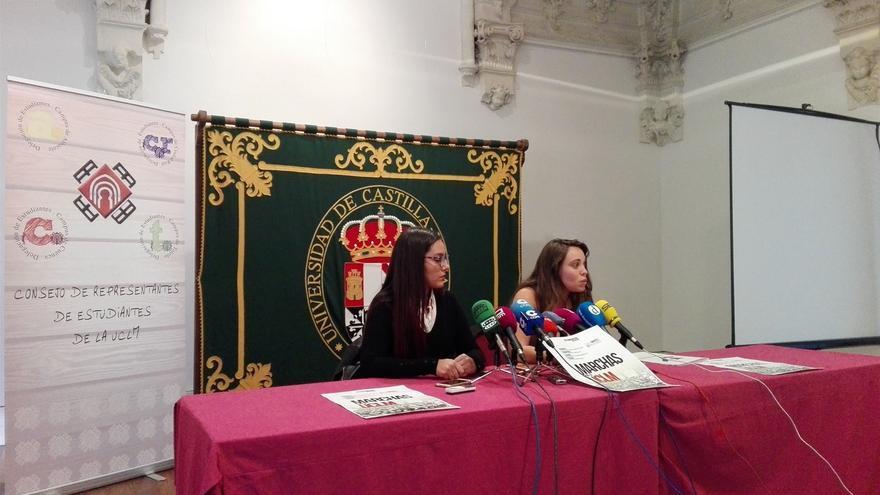 Rueda de prensa, hoy, del Consejo de Estudiantes de la UCLM
