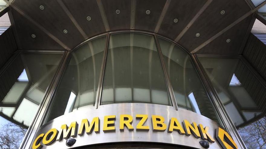 Commerzbank reduce 9.600 empleos pero creará 2.300 en áreas de crecimiento