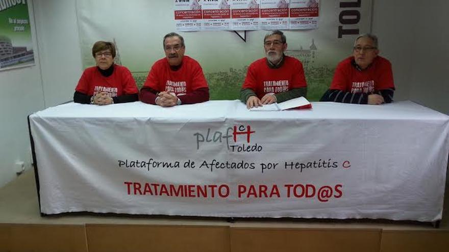 Plataforma de afectados por Hepatitis C de Castilla-La Mancha