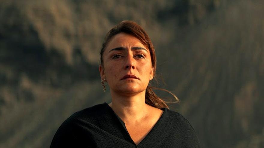 Hierro - Candela Peña en la serie de Movistar