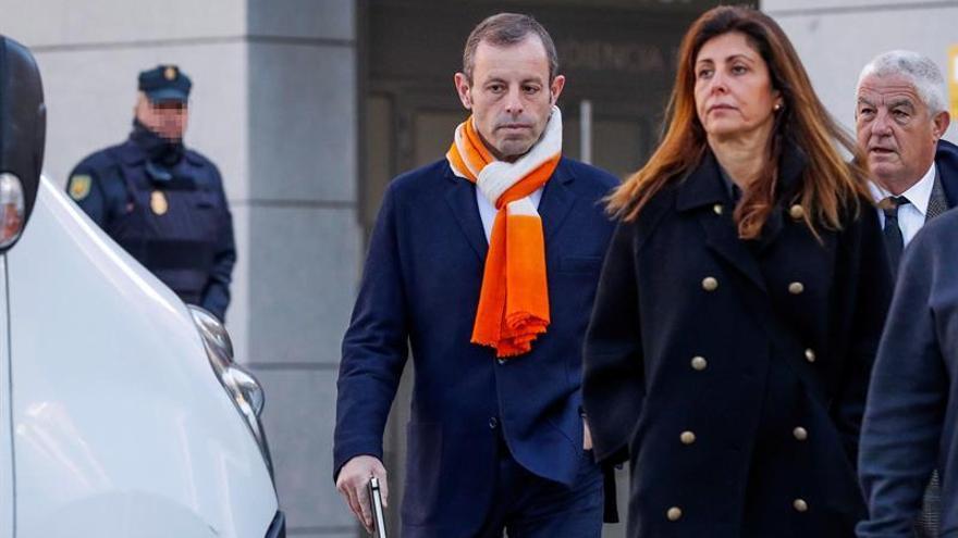 El fiscal rebaja de 11 a 6 años la petición de cárcel a Rosell por blanqueo
