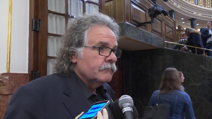 """ERC critica que PSOE y Ciudadanos pugnen por ver """"quién la tiene más larga"""" frente al independentismo catalán"""