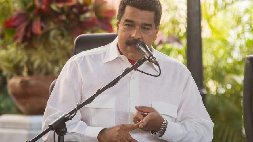 """Maduro analiza el discurso de Trump porque dijo cosas """"muy preocupantes"""""""