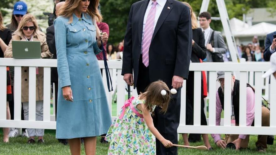 Celebración de la Pascua en la Casa Blanca