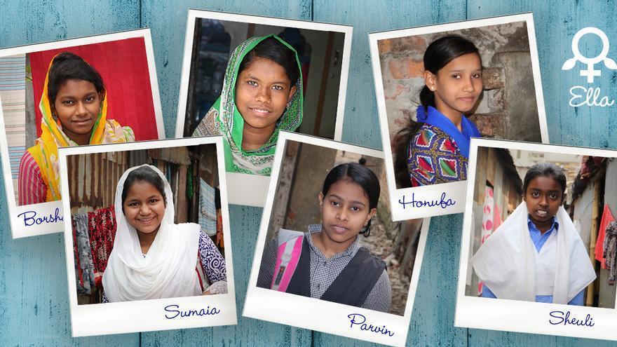 Fotografías de niñas
