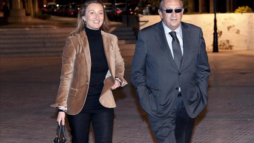 Carlos Fabra reconoce haber hecho donaciones personales de 5.000 euros al PP