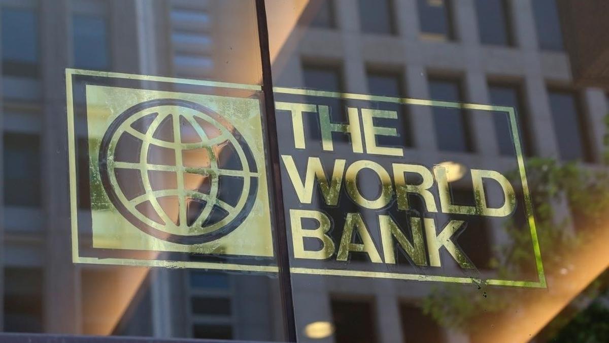 Fachada de la sede del Banco Mundial