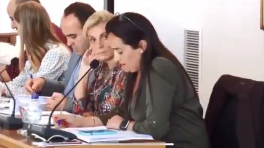 Irene Herrero, concejala de Vox en Vila-real
