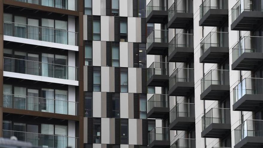 El precio de la vivienda en Londres registra su mayor caída desde 2009