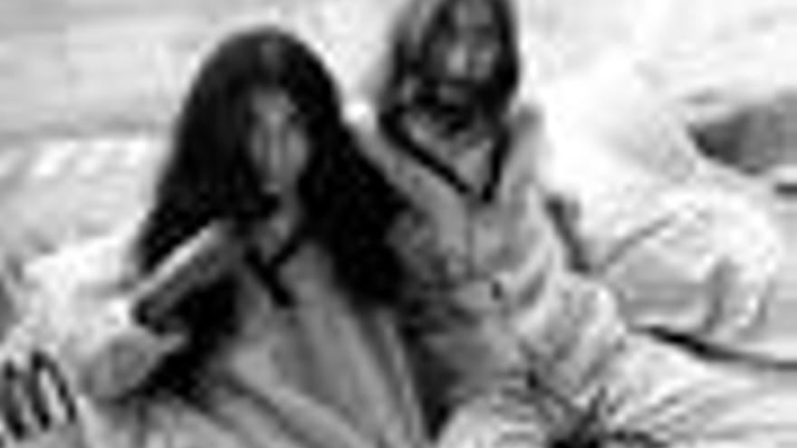 John Lennon y Yoko Ono en la protesta en cama de 1969