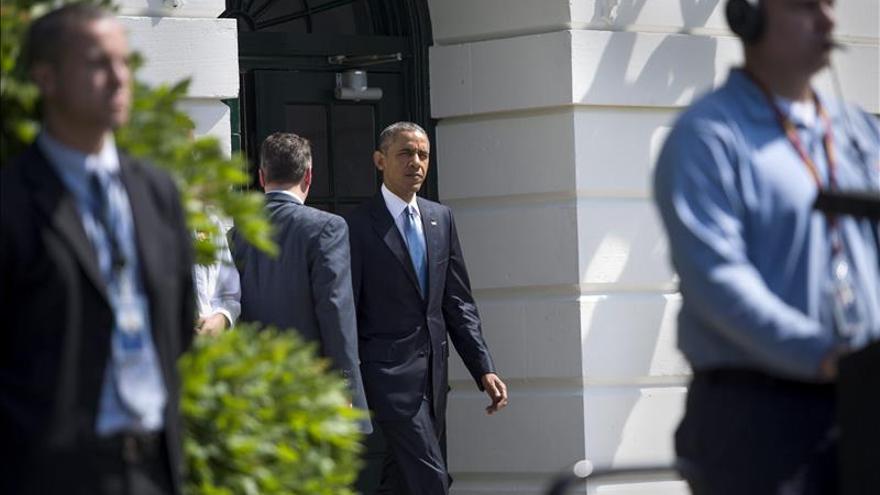 Obama recibe en Camp David a dirigentes del Golfo Pérsico para seguir con su cumbre