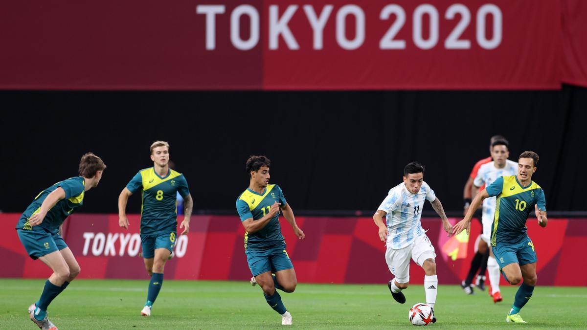 Argentina no pudo con Australia