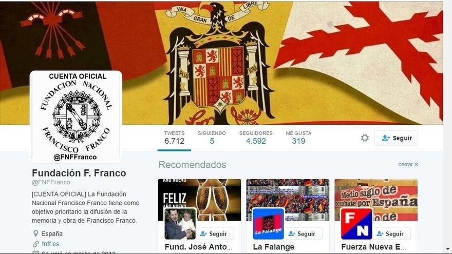 IU quiere que el Congreso repruebe a la Fundación Francisco Franco y pide al Gobierno que revise sus subvenciones