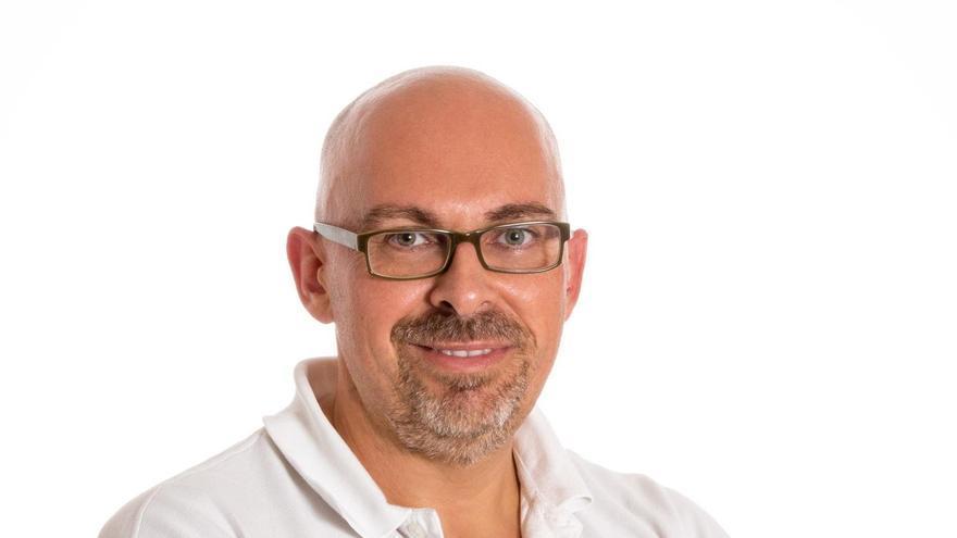 El profesor del Departamento de Didáctica de la Lengua y la Literatura de la Universidad de Granada, Fernando Trujillo.