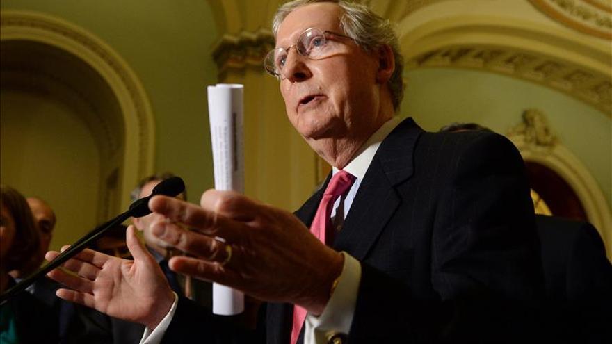 Los senadores republicanos McConnell y Graham logran la reelección en EE.UU.
