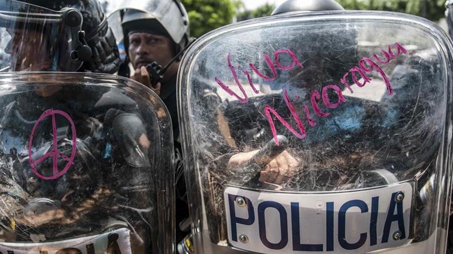 Controles en las entradas a Managua ante la protesta campesina anticanal