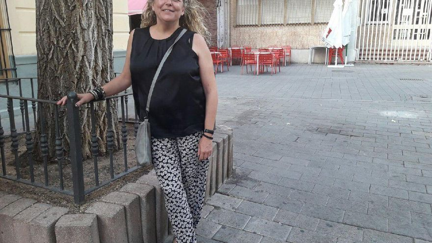 Mar Esquembre, en Albacete