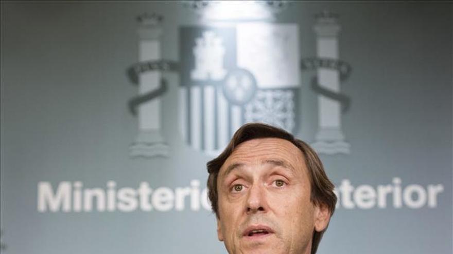 """Hernando pide a Rivera que rectifique las """"acusaciones desafortunadas"""" sobre el atentado"""