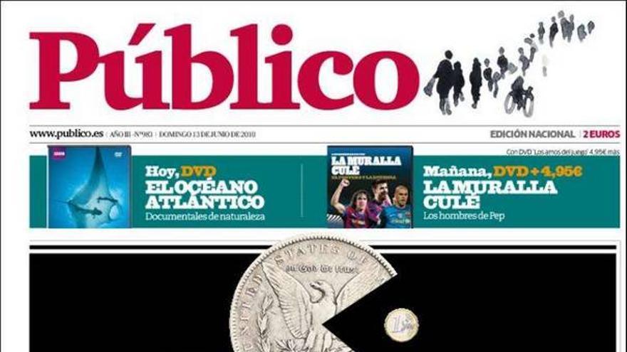 De las portadas del día (13/06/2010) #12