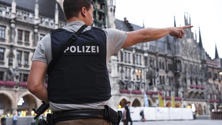 Rajoy, preocupado por tiroteo de Múnich, se solidariza con el pueblo alemán