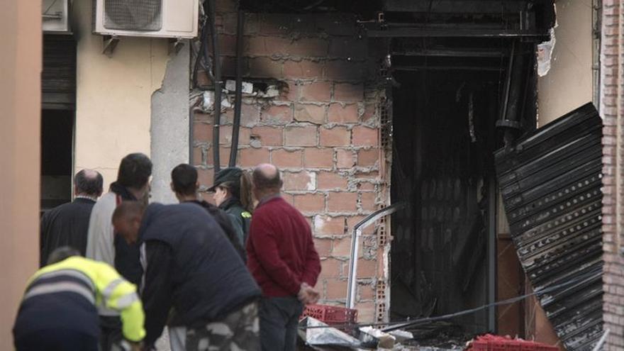 Siete heridos en una deflagración en una carnicería de Dúrcal (Granada)