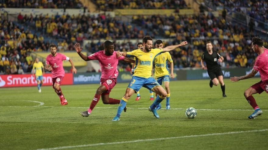 Tras el derbi Las Palmas-Tenerife, ahora a los blanquiazules les toca Copa del Rey.