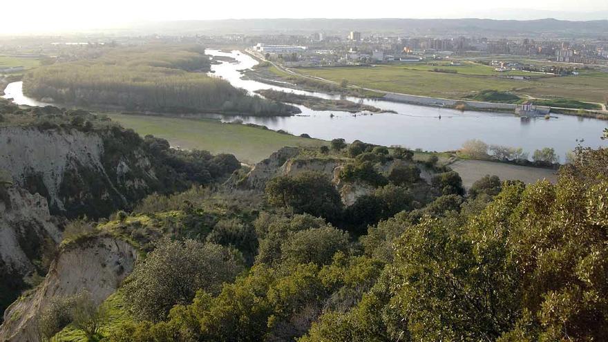 Foto de archivo del río Tajo. Fuente: castillalamancha.es