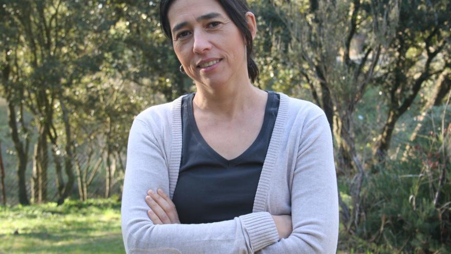 Paula Farias, médico y ex presidenta de Médicos Sin Fronteras. / MARÍA TEJERO