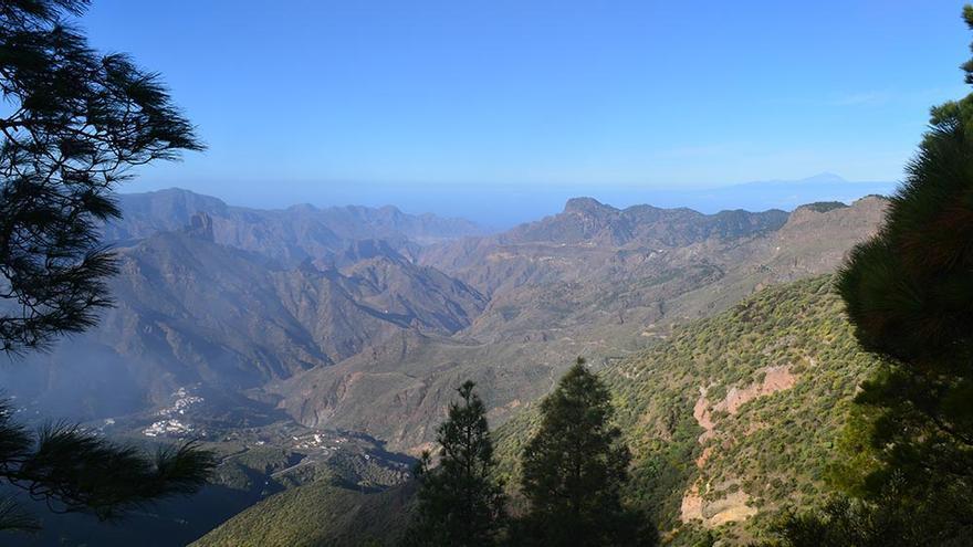 Vistas del Parque rural del Nublo. (Canarias Ahora)