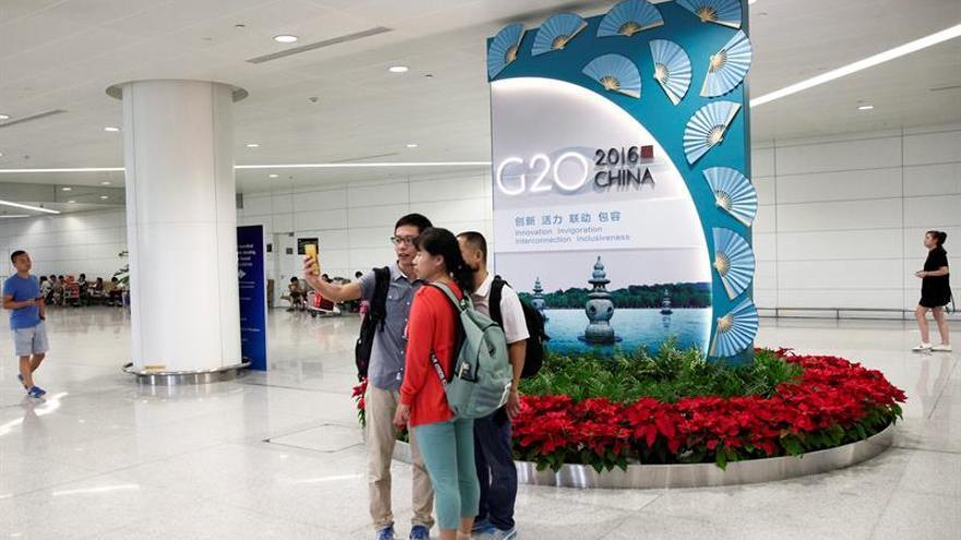 China confirma la reunión entre Xi y Park durante el G20