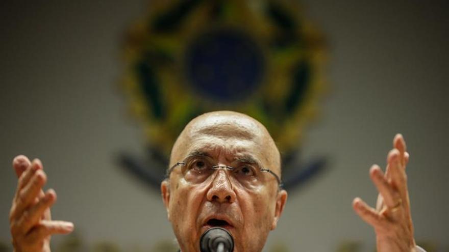 """Meirelles dice que el """"diagnóstico"""" de la crisis económica es su primer desafío"""