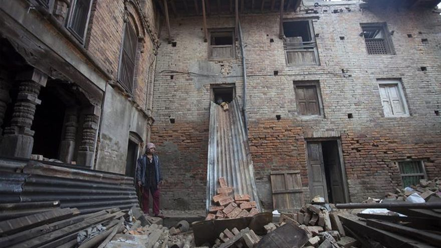 Agencias de desarrollo llaman a redoblar esfuerzos al cumplirse dos años del seísmo de Nepal