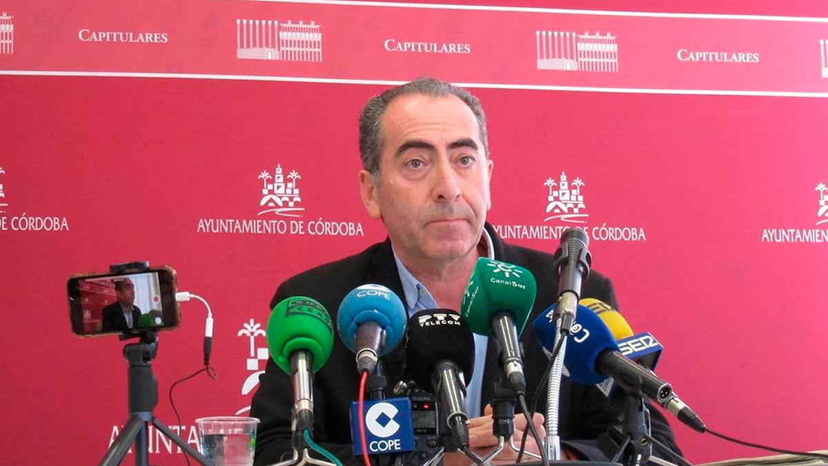 Antonio Álvarez, en una imagen de archivo.