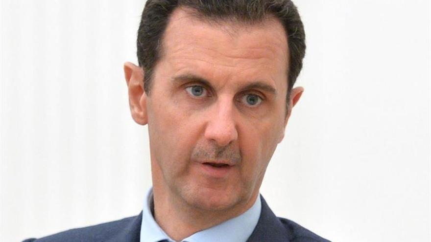 Al Asad cree que el apoyo iraní permite la resistencia siria al terrorismo
