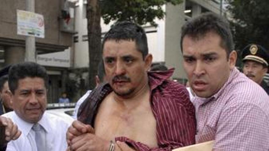 Homicida del metro de México, Hernández Castillo