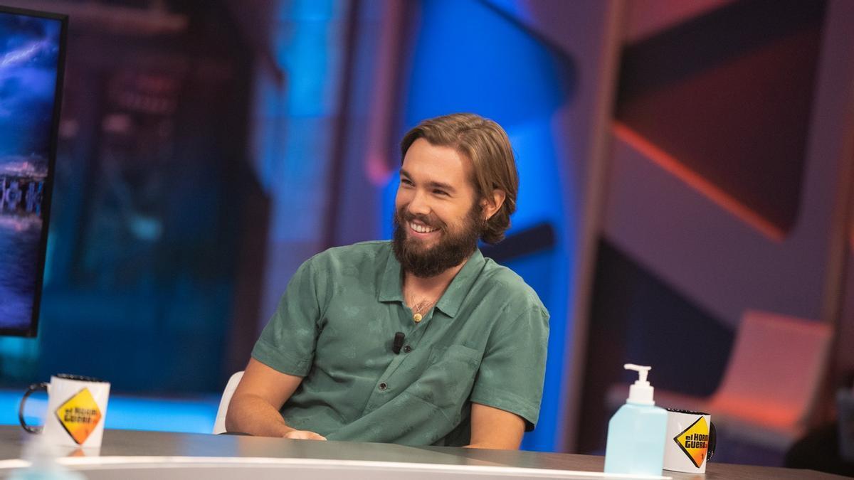Carlos Cuevas, en 'El Hormiguero'